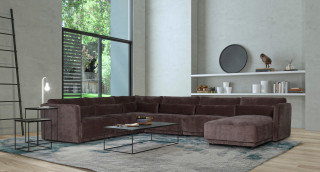 Chaise Long Forever Ambientada